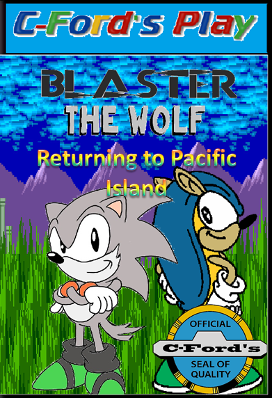 Blaster The Wolf: Returning to Pacific Island