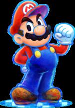 Mario X Pokémon