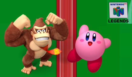 Nintendo 64 Legends: Donkey Kong and Kirby