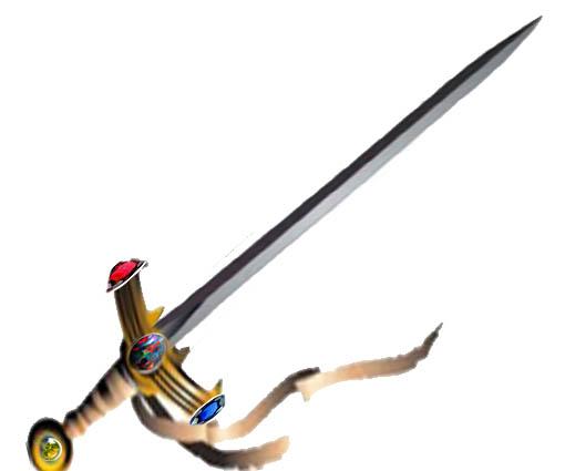 OverWorld 2 Steampunk Sword
