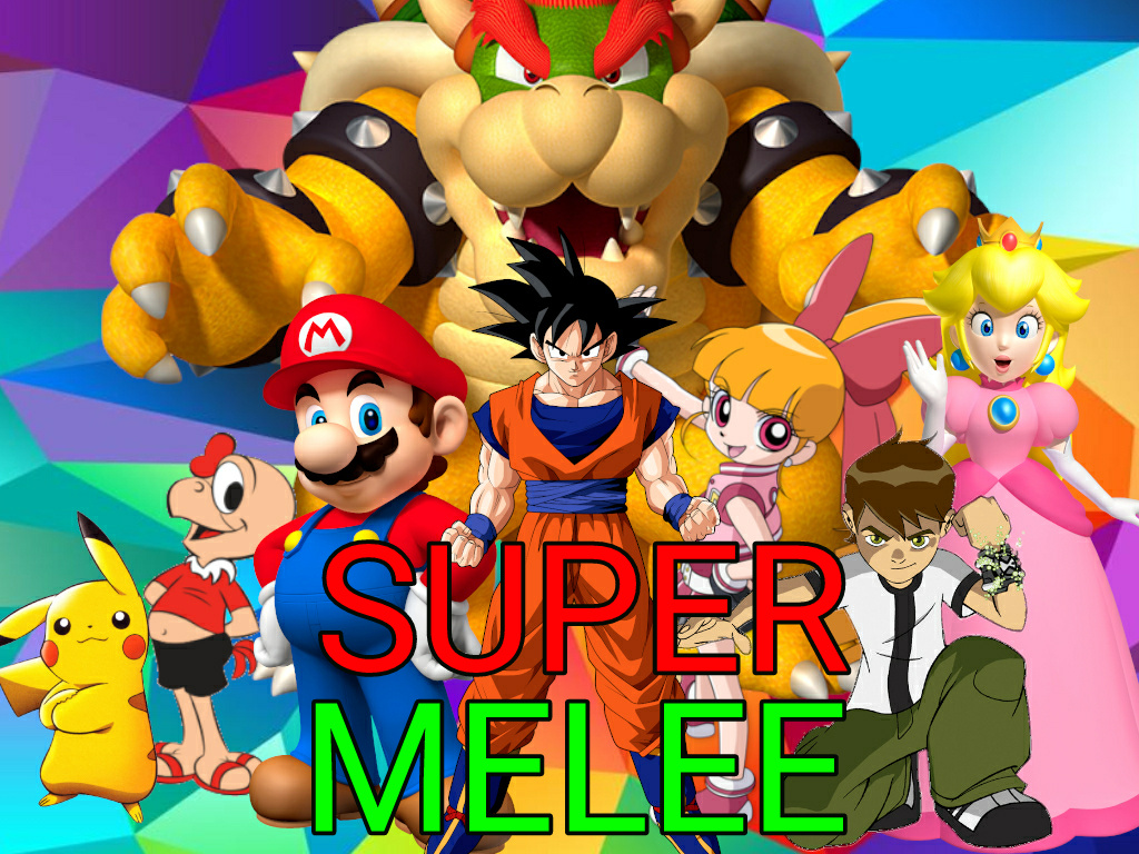 Super Melee (Serie)