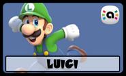 STS Amiibo Luigi