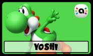 STS Amiibo Yoshi
