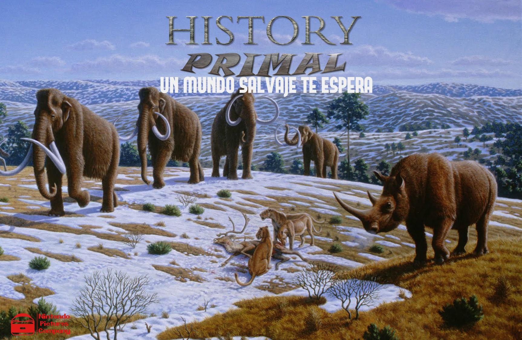 HISTORY Primal