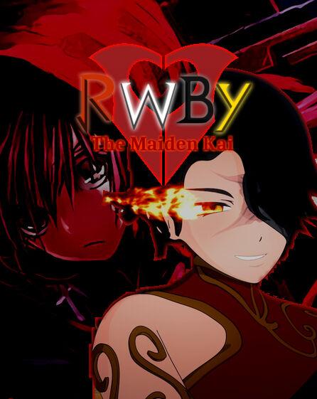 RWBY The Maiden Kai Cover by Simbiothero.jpg