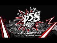 Last Surprise - Scramble - Persona 5 Scramble- The Phantom Strikers
