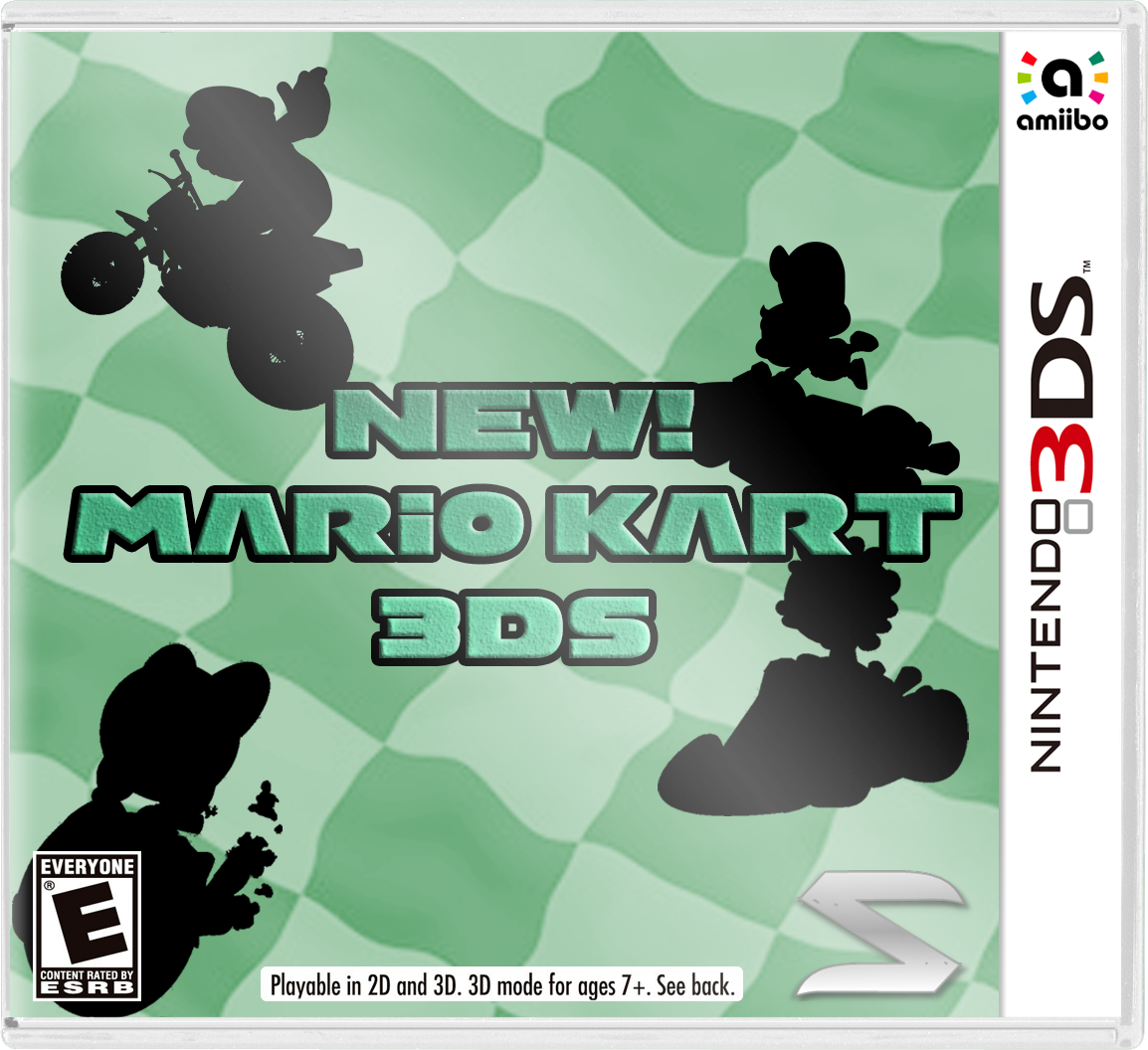 New! Mario Kart 3DS