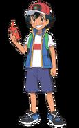 Ash (Pocket Monsters)