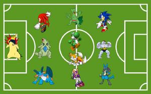 Official Team (Pkmn Versus Sonic)