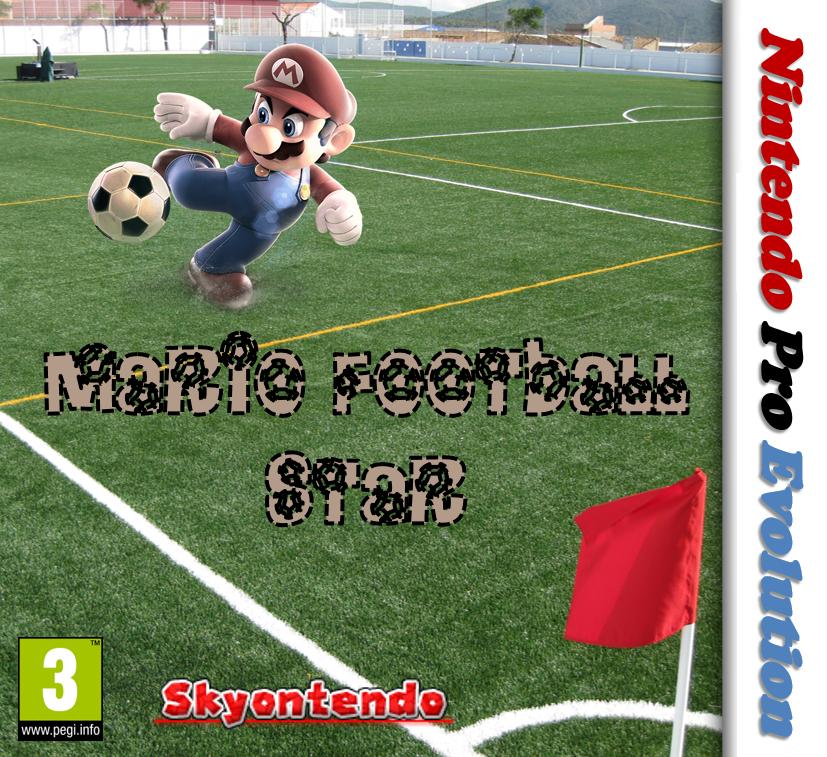Mario Football Star