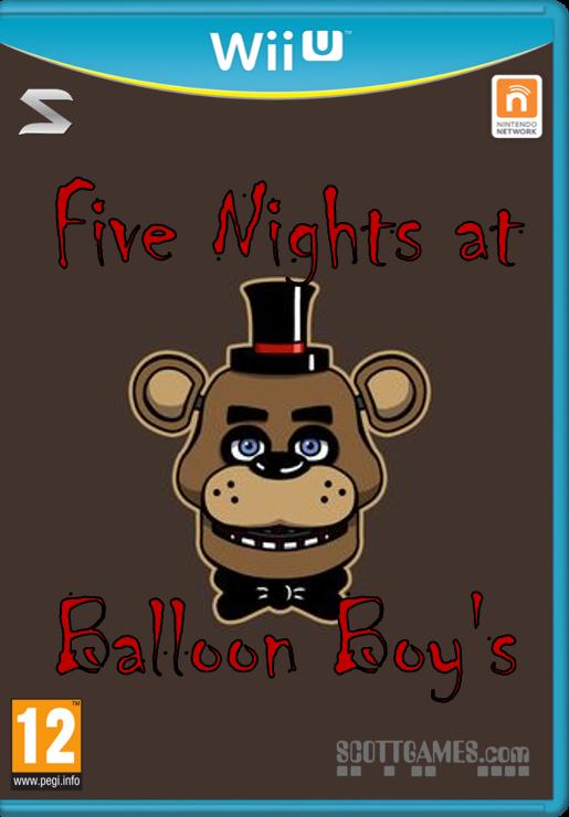 Five Nights at Balloon Boy's