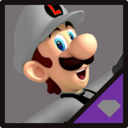 IN Nega Luigi Icon