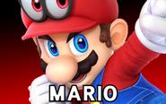 Mario Portrait