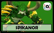 AoW Amiibo Spikanor