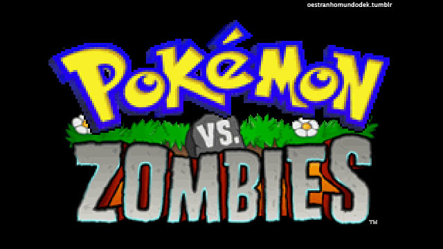 Pokémon vs. Zombies