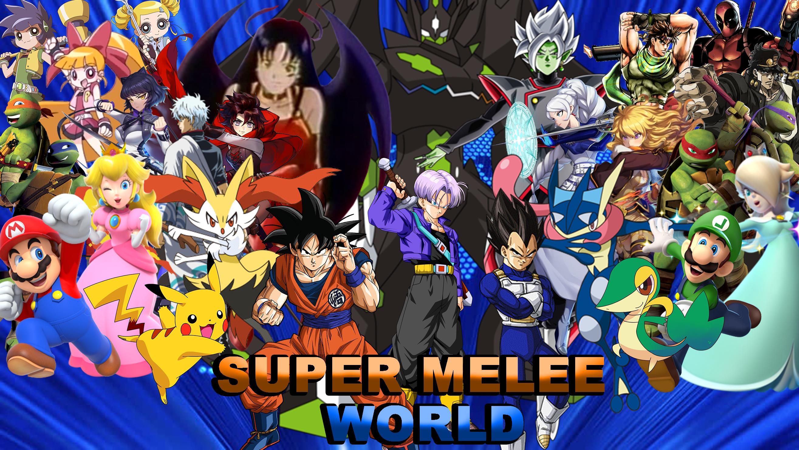 Super Melee World