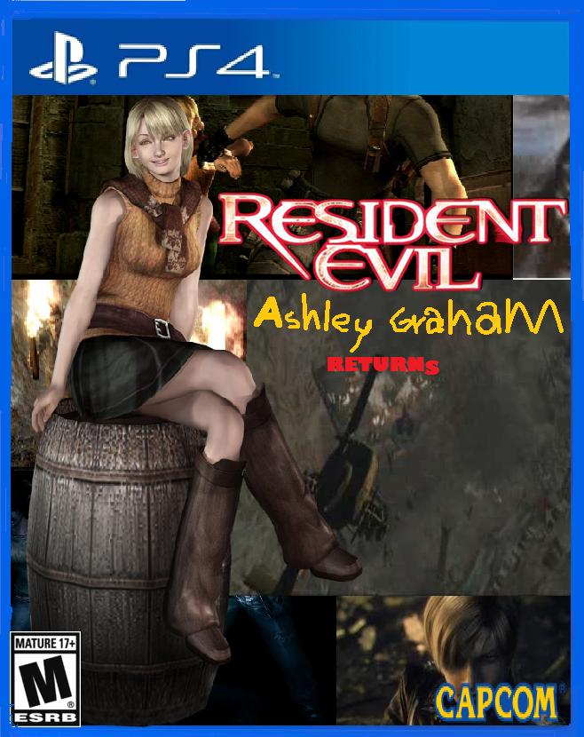 Resident Evil:Ashley Graham Returns