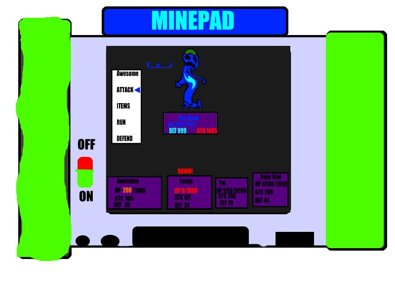 MinePad