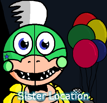 Five Nights at Larry's: Sister Location