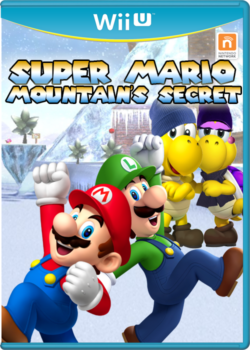 Super Mario: Mountain's Secret