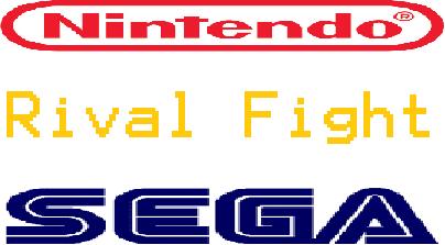 Nintendo VS Sega: Rival Fight