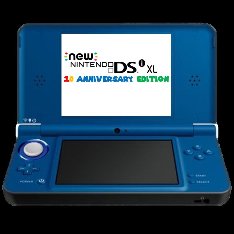 New Nintendo DSi XL