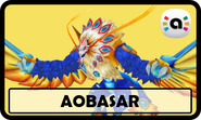 AoW Amiibo Aobasar