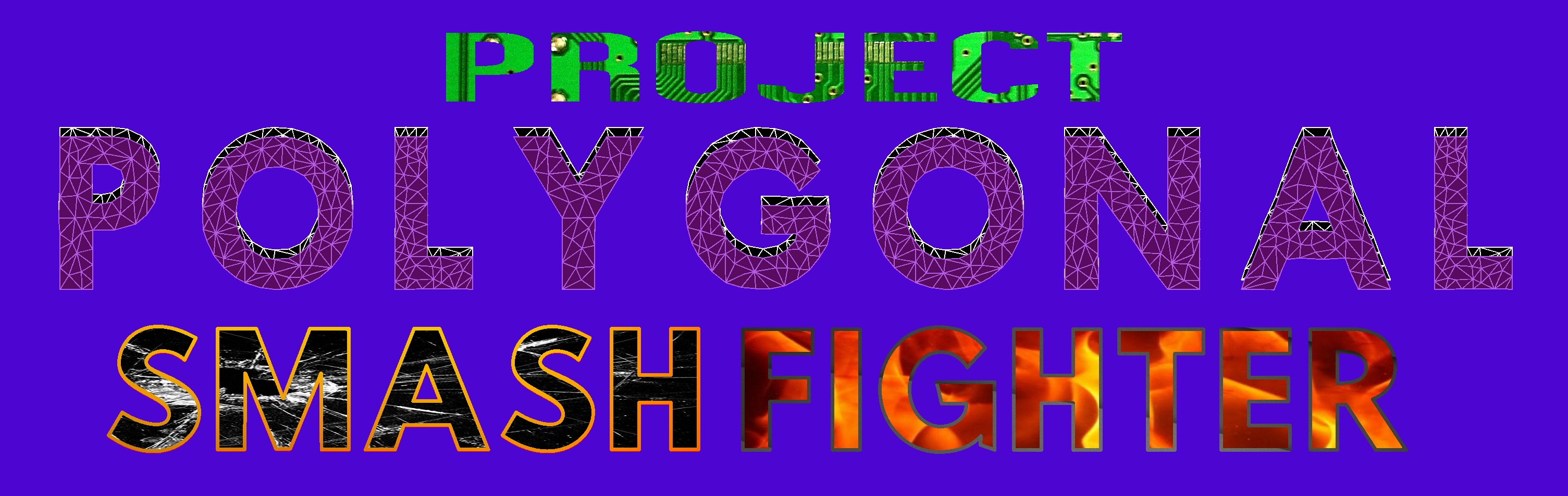 Project Polygonal Smash Fighter