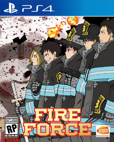 Portada Fire Force The Game US Ps4.png