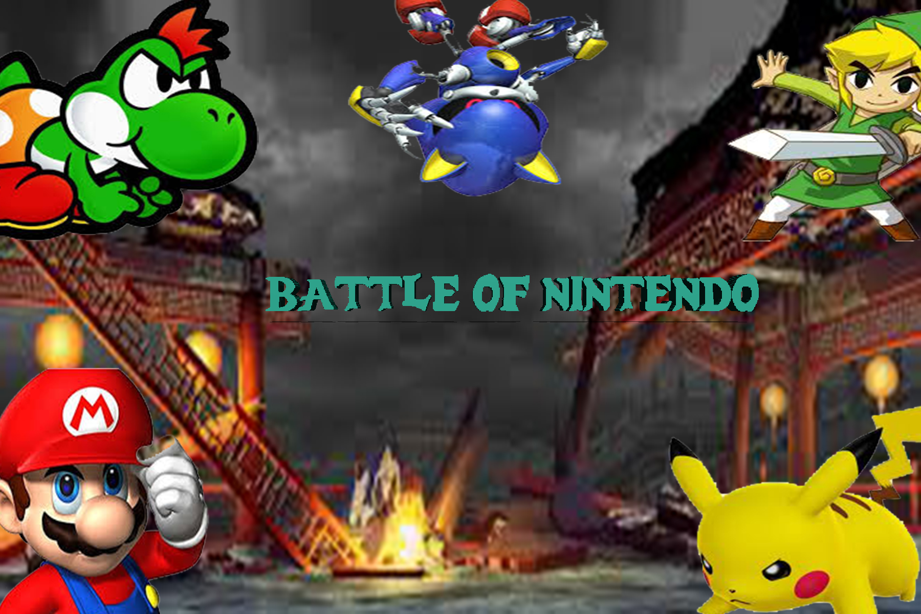 Battle of Nintendo