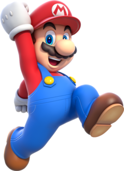 Mario Galaxy Dimensions