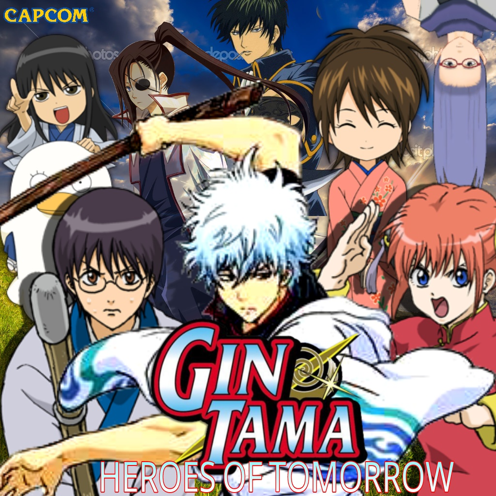 Gintama: Heroes of Tomorrow