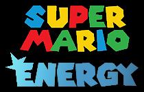Super Mario Energy Logo