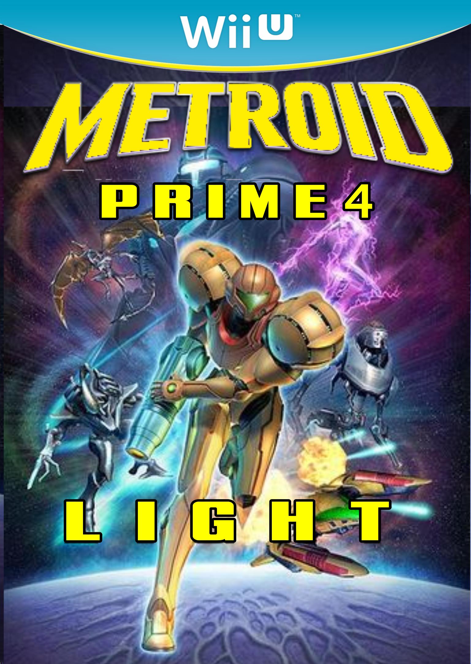 Metroid Prime 4: Light