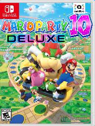 Mario party 10 deluxe