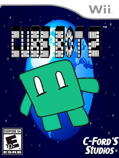 Cube Bot 2