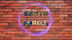 Earth Forces Portada