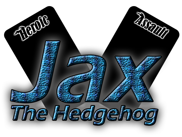 Jax The Hedgehog: Heroic Assault