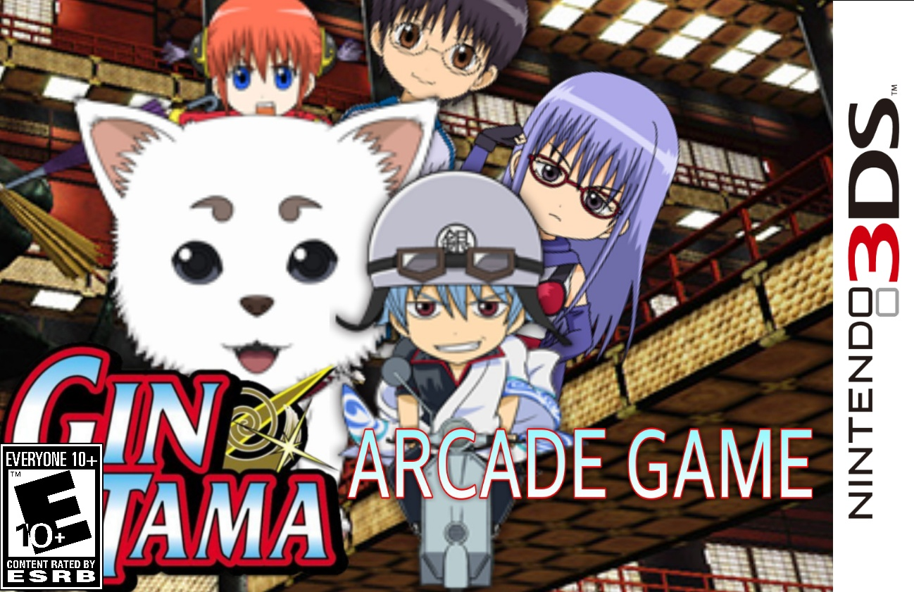 Gintama: Arcade Game