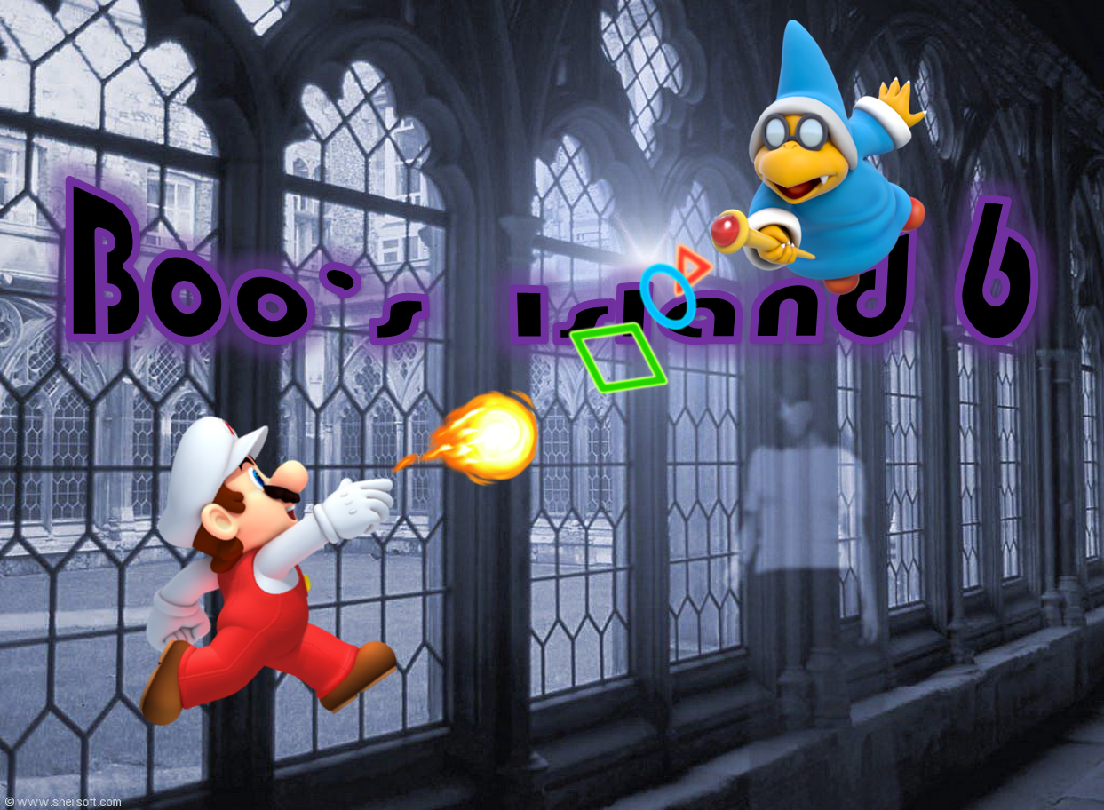 Boo's Island 6