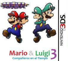 Mario & Luigi: Compañeros en el Tiempo 3
