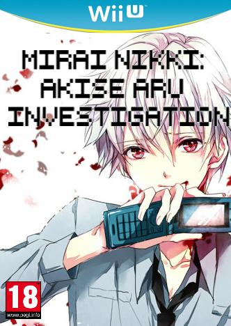 Mirai Nikki: 秋瀬 或 Investigation