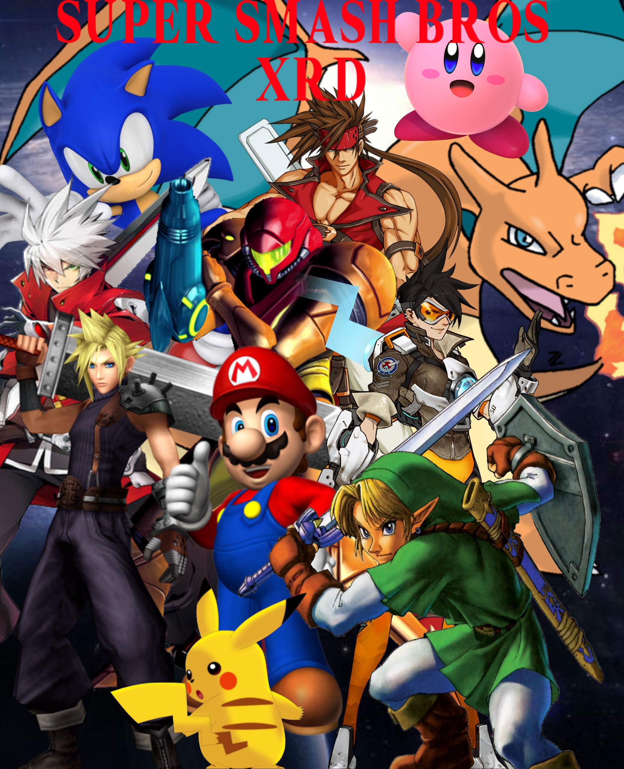 Super Smash Bros XRD