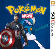 Pokemon X Marvel Azul