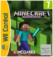 Minecraft Wii Control Edition Carátula