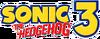 Sonic the Hedgehog 3 Logo