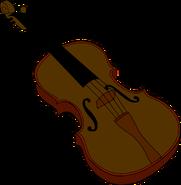 Violin aria