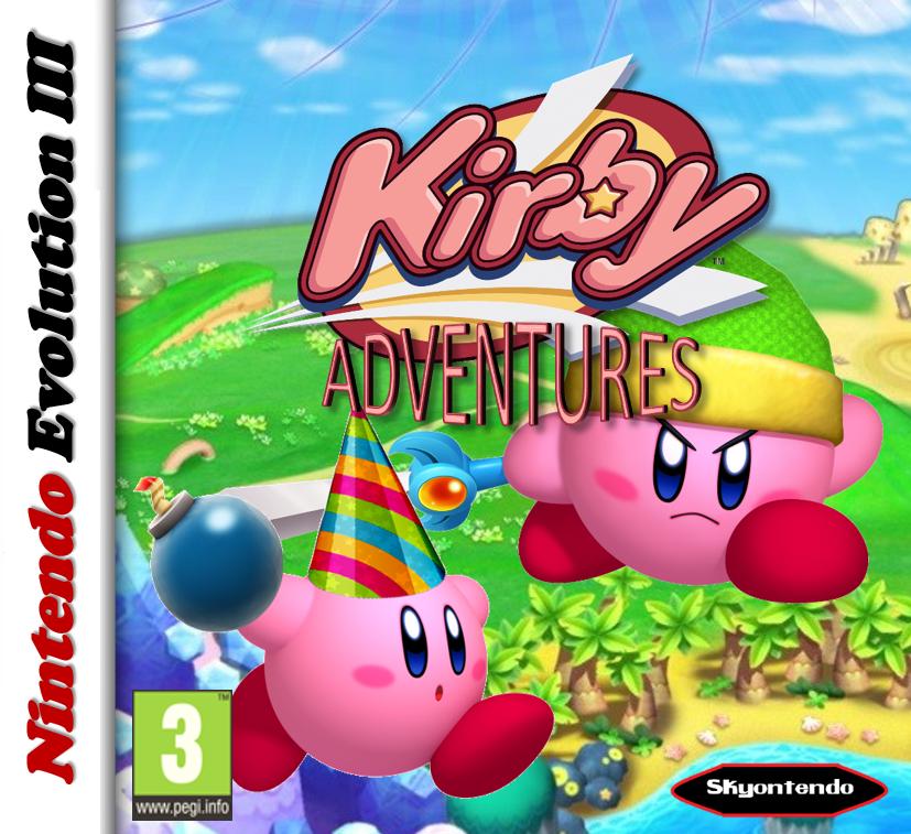 Kirby Adventures