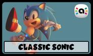 STS Amiibo Classic Sonic