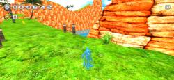 Chaos 0 Sonic World
